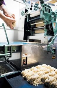 Tonkotsu noodle machine